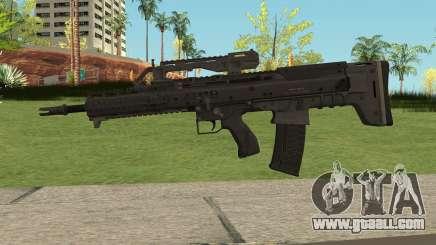 Call of Duty MWR: BOS-14 for GTA San Andreas