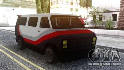 GMC Van for GTA San Andreas
