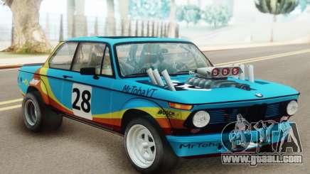 BMW E10 for GTA San Andreas