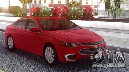 Chevrolet Malibu 2017 for GTA San Andreas
