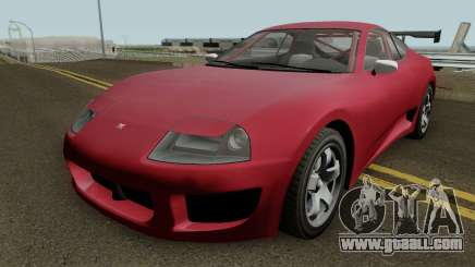 Dinka Jester Classic GTA V IVF for GTA San Andreas