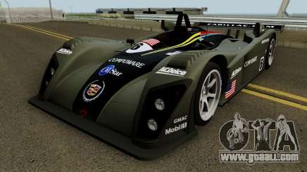 Cadillac Northstar LMP02 2002 for GTA San Andreas