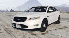 Ford Taurus 2010 for GTA 5