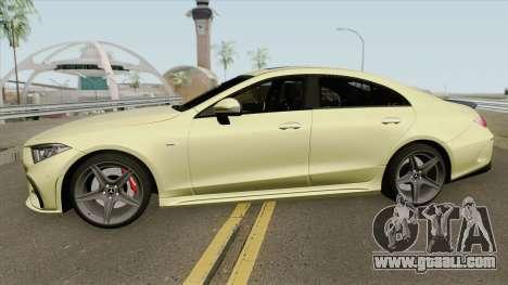 Mercedes-Benz AMG CLS 53 2019 for GTA San Andreas