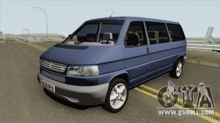 Volkswagen Caravelle T4 (Final) for GTA San Andreas