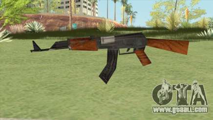 AK47 (Counter Strike 1.6) for GTA San Andreas