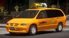 1996 Dodge Grand Caravan LC Taxi for GTA 4