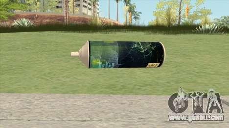 Spray Can (HD) for GTA San Andreas