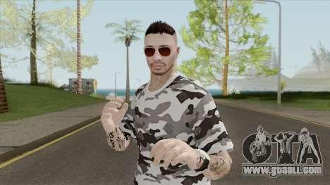 Casual Dude for GTA San Andreas