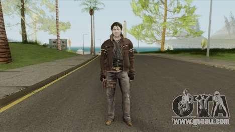 Hunter (Alone In The Dark: Illumination) for GTA San Andreas