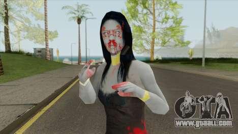 Zombie (New Bfyri) for GTA San Andreas
