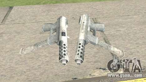 Tec 9 (HD) for GTA San Andreas