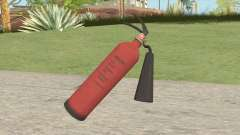 Fire Extinguisher (HD) for GTA San Andreas