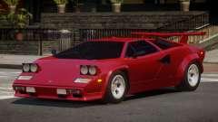 1985 Lamborghini Countach LP500 QV for GTA 4
