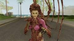 Infested Kerrigan (StarCraft 2) for GTA San Andreas