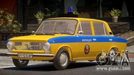 VAZ 21011 Police for GTA 4