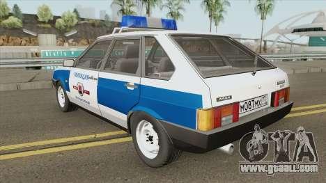 2109 (Municipal Police) for GTA San Andreas