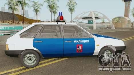 2109 GAI for GTA San Andreas