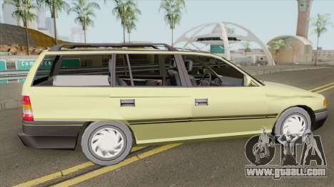 Opel Astra SW 1.6 for GTA San Andreas