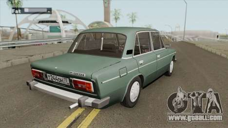 VAZ 2106 (MQ) for GTA San Andreas