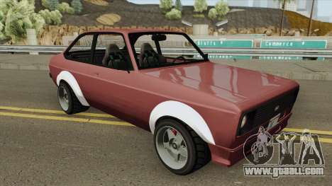 Vapid Retinue MK2 GTA V for GTA San Andreas