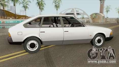 2141 AZLK Moskvich (MQ) for GTA San Andreas