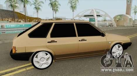 2109 (HQ) for GTA San Andreas