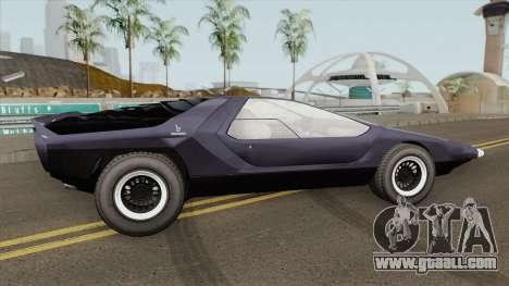 Alfa Romeo Carabo for GTA San Andreas