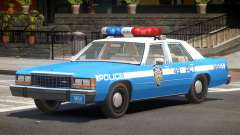 Ford LTD Crown Victoria NYC Police 1986