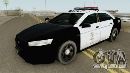 Ford Taurus LSPD (LAPD) 2014 for GTA San Andreas