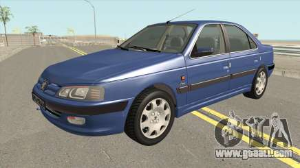Peugeot Pars (MQ) for GTA San Andreas