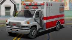 GMC C5500 Topkick 2008 Ambulance