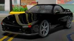 GTA V-style Annis ZR-350