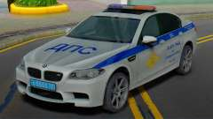 BMW M5 F10 SB traffic police for GTA San Andreas