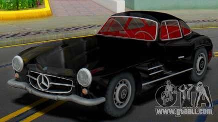 1955 Mercedes-Benz 300SL for GTA San Andreas