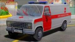 Ford 150 Ambulance Medical Aid for GTA San Andreas