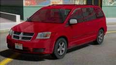 Dodge Grand Caravan 2009 MY for GTA San Andreas