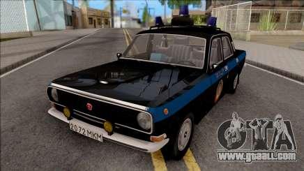GAZ 24-10 Volga Police for GTA San Andreas