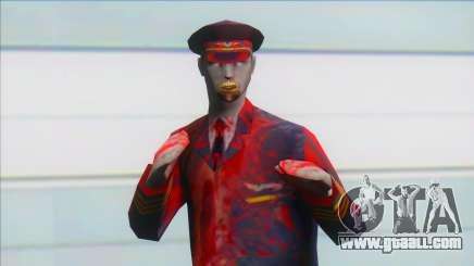 Zombie wmyplt for GTA San Andreas