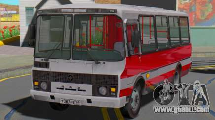 PAZ-32054 bus for GTA San Andreas