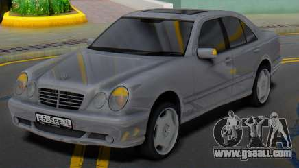 Mercedes-Benz E 55 AMG 4Matic W210 for GTA San Andreas