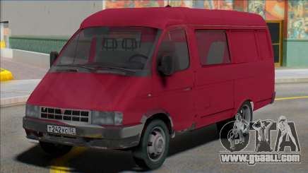 Gazel 2705 Van 6th seats for GTA San Andreas