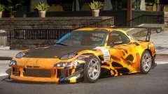 Mazda RX7 CPS PJ4 for GTA 4
