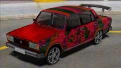 Vaz 2105 Tuning Spoiler for GTA San Andreas