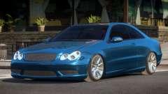 Mercedes Benz CLK63 SP for GTA 4