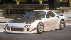 Mazda RX7 CPS for GTA 4
