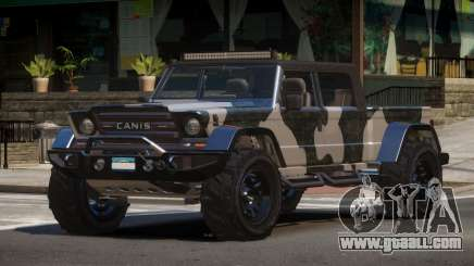 Canis Kamacho L7 for GTA 4