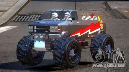 RC Bandito Custom V2 for GTA 4