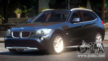 2011 BMW X1 for GTA 4