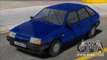 Vaz 2109 Satellite 1987 for GTA San Andreas
